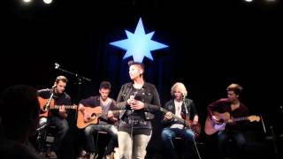 Growndead - Hiding in shadows acoustic - Glenghuset 20141207
