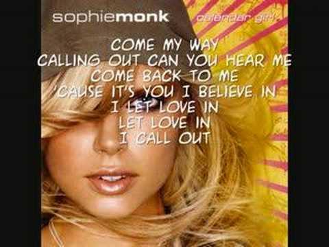 Sophie Monk - Come My Way ( With Lyrics )