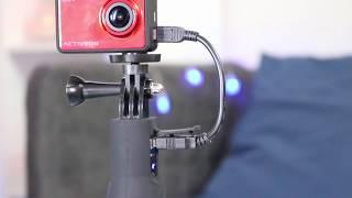 High-Tech : TEST d'une Poignée Batterie NEWMOWA (pour Actioncam et Smartphone)