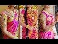 Pink Colour Pattu Saree Collection | Perfect Women Pattu Saree Collection 2018  | Fashion World