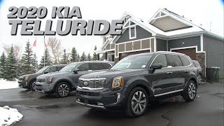2020 Kia Telluride - Motoring TV