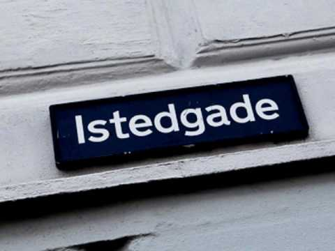 the field istedgade
