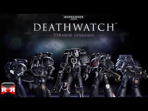 Warhammer 40,000: Deathwatch - Tyranid Invasion (By Rodeo Games) - iOS Gameplay Video