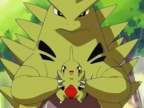 Pokemon Heart Gold/ Soul Silver - How To Catch Larvitar?