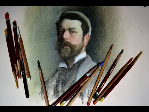HOW TO DRAW PORTRAITS LIKE THE OLD MASTERS | JOHN SINGER SARGENT.