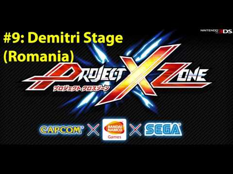 Project X Zone Official Soundtrack #9: Demitri Stage (Romania) *Extended*