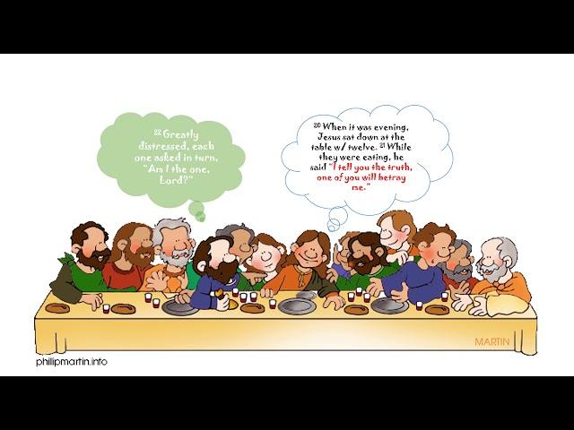 Last Supper 5/24/2020