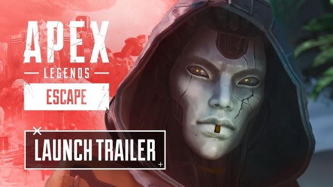 Apex Legends: Escape Launch Trailer