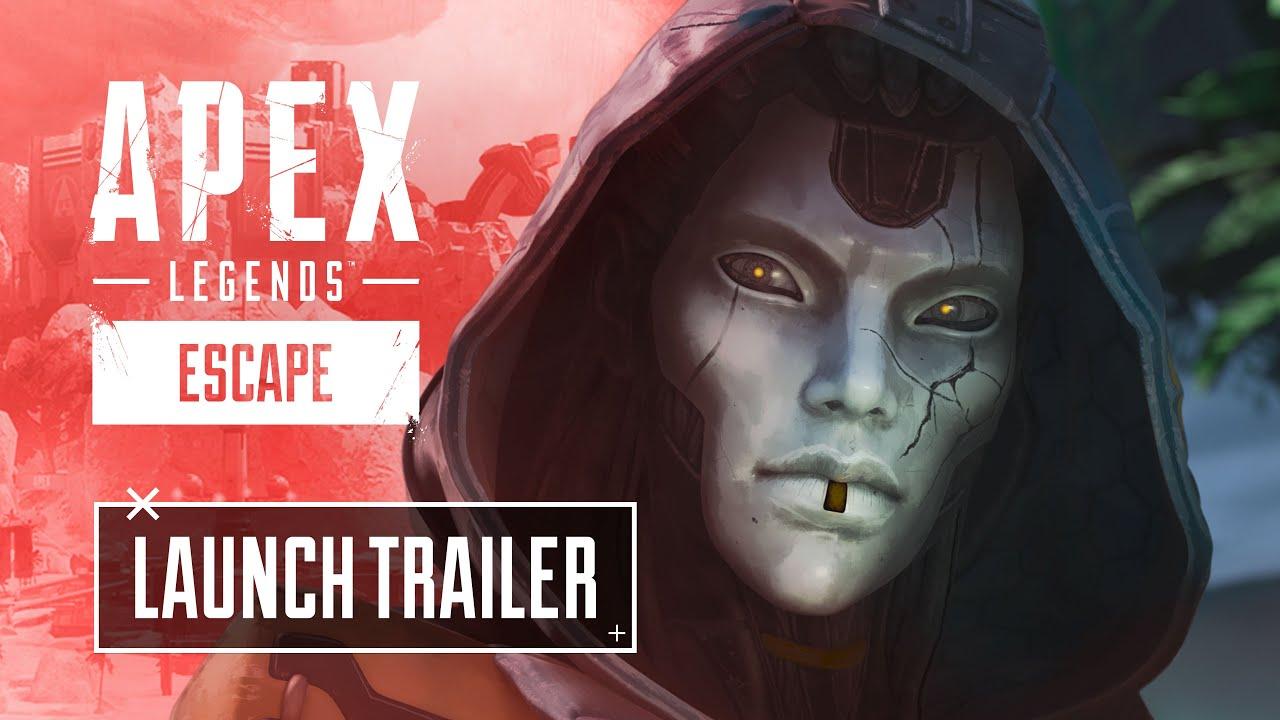 Download Apex Legends: Escape Launch Trailer