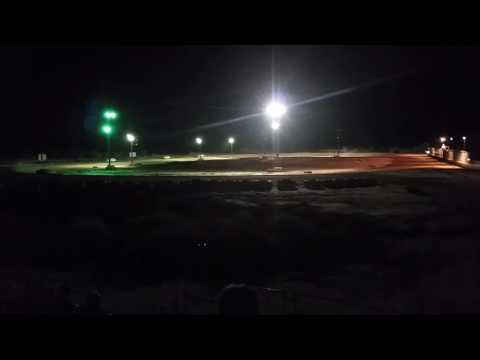 Mohave valley raceway mini stock heat 1 9/3/2016