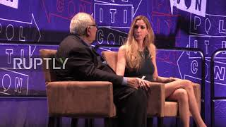 USA: Ann Coulter discusses Trump