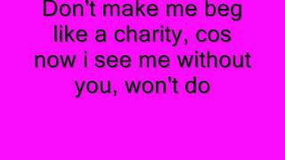 example Two Lives lyrics