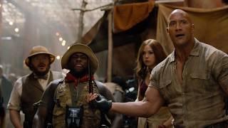 Джуманджи: Зов джунглей 2017 Дневники Метателя, метание ножей в фильмах