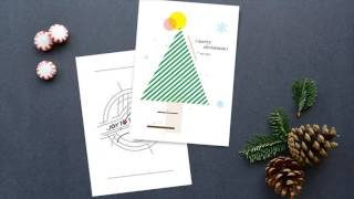 Best Christmas Greeting Card Designs For Your Inspiration