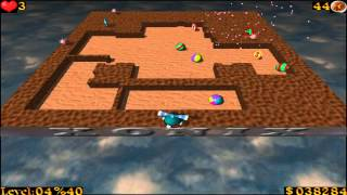 Airxonix Game Video - TVGT