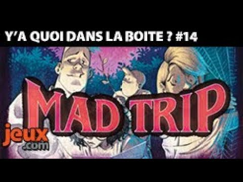Mad Trip - Unboxing
