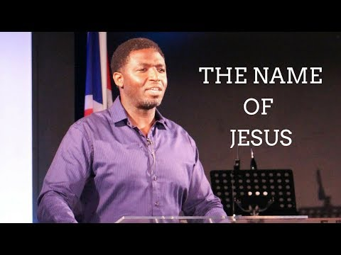 THE NAME OF JESUS | JOSEPH ADEMOSU
