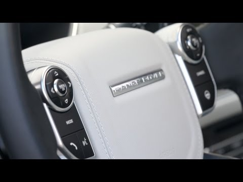 ► 2013 Range Rover - INTERIOR (Autobiography Edition) [HD]