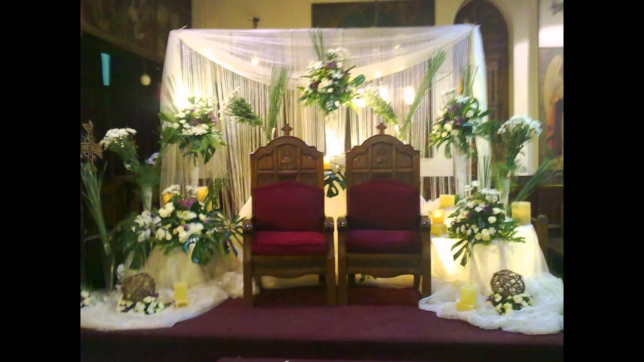 Church Decoration Youtube & Church Anniversary Decoration Ideas - Elitflat