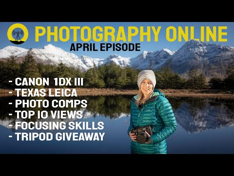 Photography Online - April 2020 - The Show For Photographers