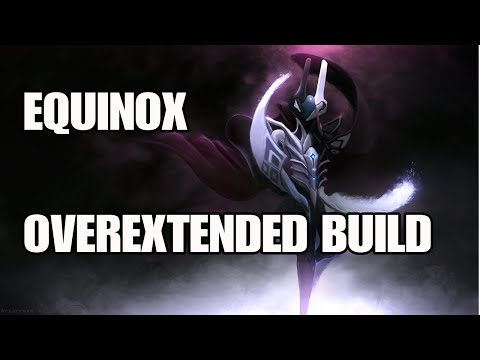 Warframe Equinox Overextended Build (PS4)