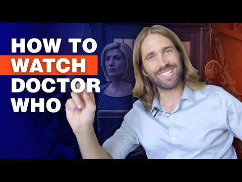 How To Watch Doctor Who From Anywhere