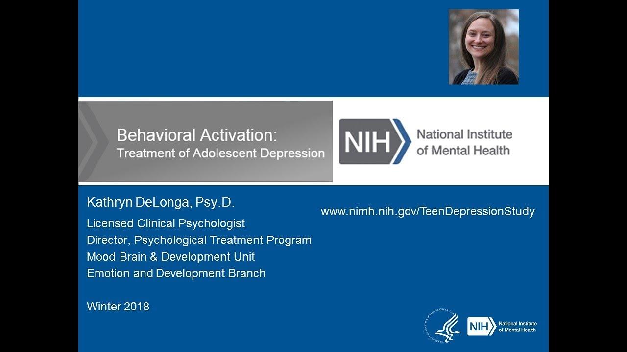 behavioural activation psychology