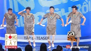 on gioi cau day roi 2015  tap 5 - teaser 281115