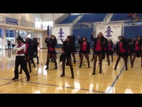 The Western Steppers from Western Middle School Louisville