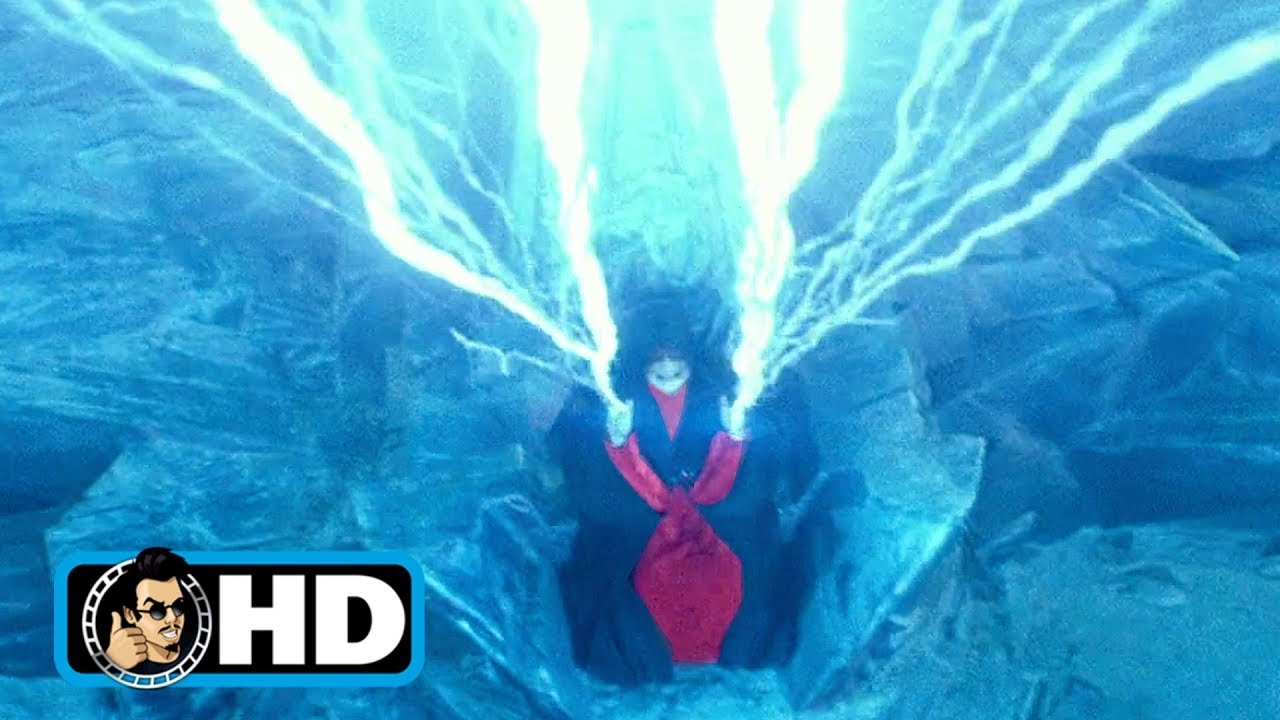 Palpatine S Force Lightning Attack Star Wars Rise Of Skywalker Movie Clip 2019 Hd Youtube