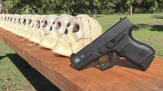 glock 43 vs skulls