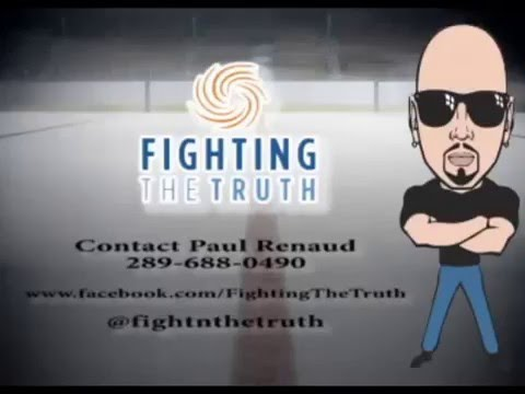 Centre Ice Hockey Show with Paul Renaud of Fighting the Truth (Part 1)