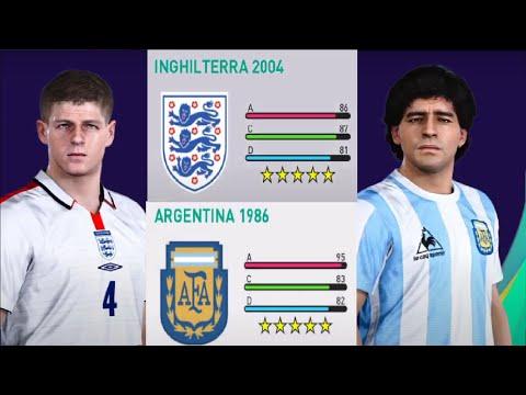 PES 2021: Argentina