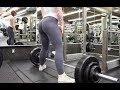 UNBELIEVABLE GIRLS SQUAT IN GYM 2017 - BUILDING SEXY BACK - Female Fitness Motivation HD