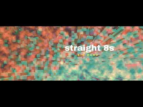 Slipin' 'N' Slidin' - Straight 8s Big Band