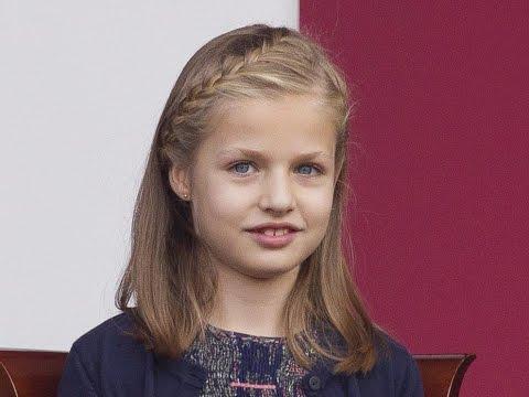 La Princesa Leonor cumple 10 años, una década de vida normal para la Heredera