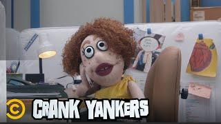Abbi Jacobson as Cheryl - Cheryl's Getting Vibes - Crank Yankers (2019)