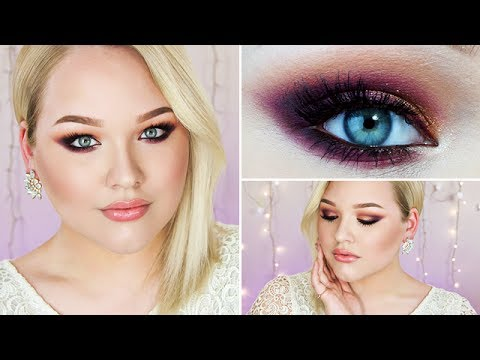 Picture Perfect for Prom: Colored Glamour ∙ Makeup Tutorial