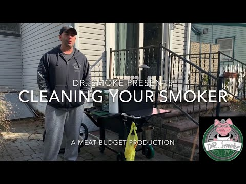 How to Clean GMG Daniel Boone Prime 2019, Jim Bowie, Davy Crockett / Do I have to Clean My Smoker