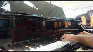 Takanashi Yasuharu - Naruto Shippuden OST - Samidare (Piano)
