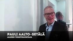 Viestintä Open: Pauli Aalto-Setälä