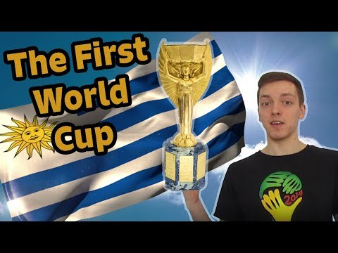The Unique History Of The First World Cup - 1930 World Cup