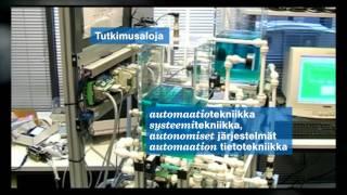 Automaatio- ja systeemitekniikan laitos 2010 esittely Aalto-yliopisto
