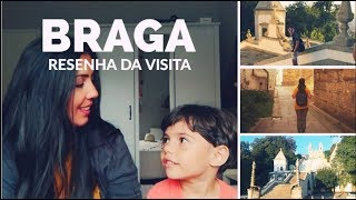 O que achei de Braga ( Portugal )