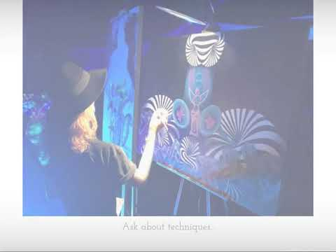 "Leah Dorrian: Solo Show - ""Visions Rising"""