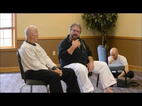 """Episode 181 - Hanshi Bruce Juchnik Interviews Bill """"Superfoot"""" Wallace"""