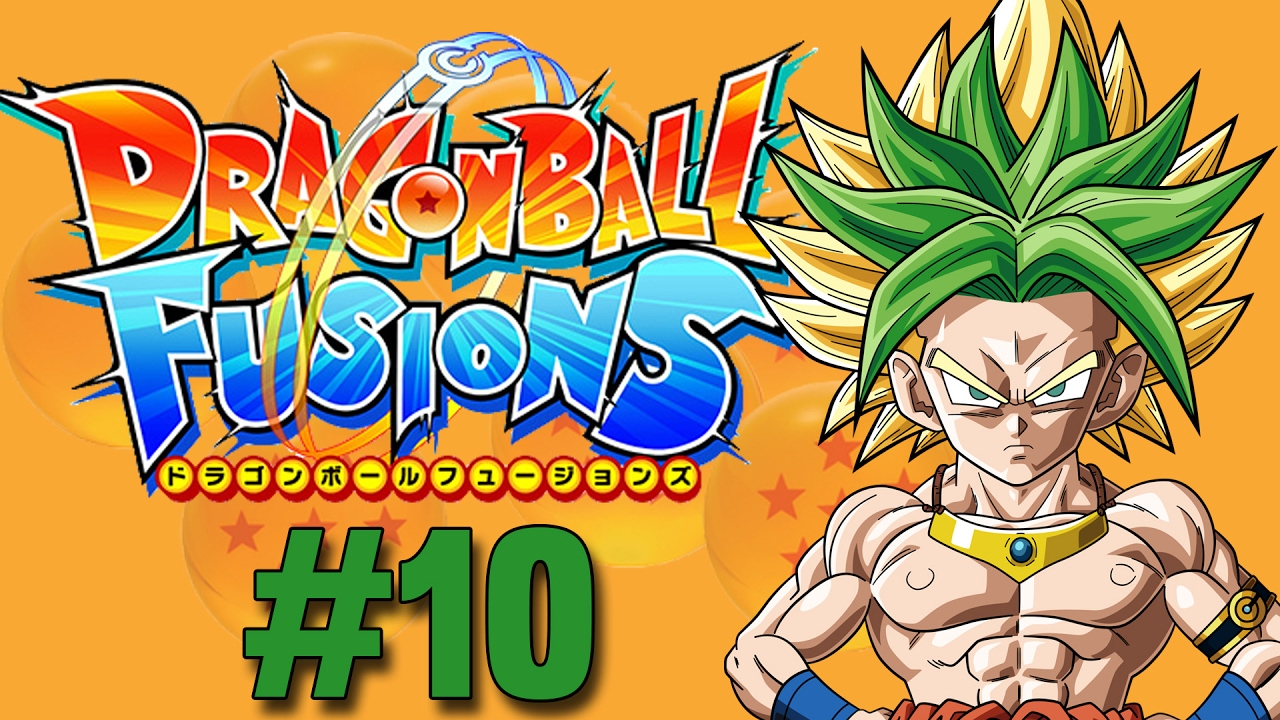 #10 COOLER & GOKU - Dragon Ball Fusions gameplay FR HD