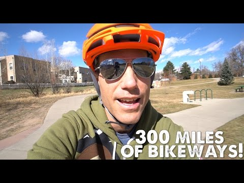 The Amazing Bike Paths in Boulder Colorado