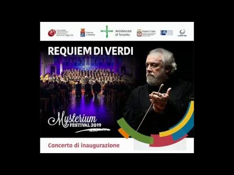 Messa da Requiem di Giuseppe Verdi diretta da Gianluigi Gelmetti