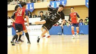 【ハンドボール】2017日本リーグ決勝 大崎電気VS大同特殊ゴールシーン【神業】handball